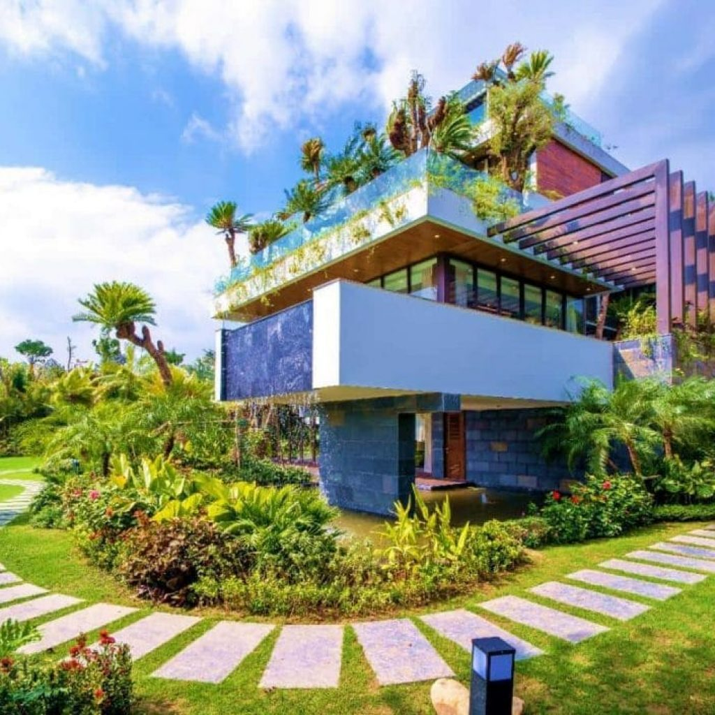Flamingo Đại Lải Resort Kiến trúc Flamingo Hải Tiến