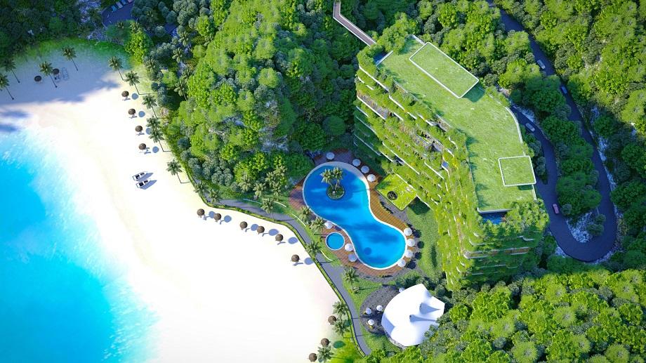 Flamingo-Cat-Ba-Beach-Resort